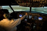Flightsimulator Boeing 737