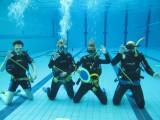 Padi Openwater Diver cursus