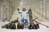 Sneeuwfun in Alpincenter Wittenburg