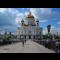 Mig 29 vliegen in Moskou